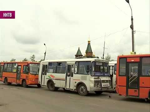 В сфере общественного транспорта Нижнего Новгорода - время сумятицы