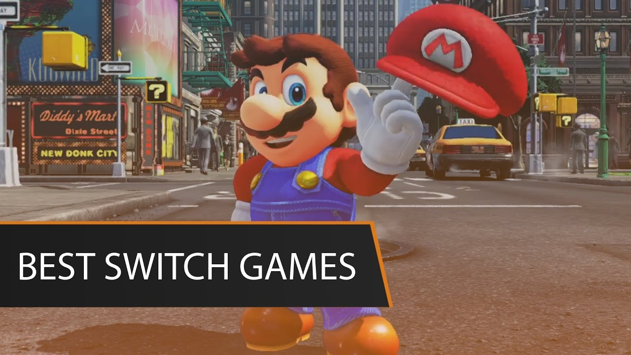 Top 10 Best Nintendo Switch Games And Launch Titles