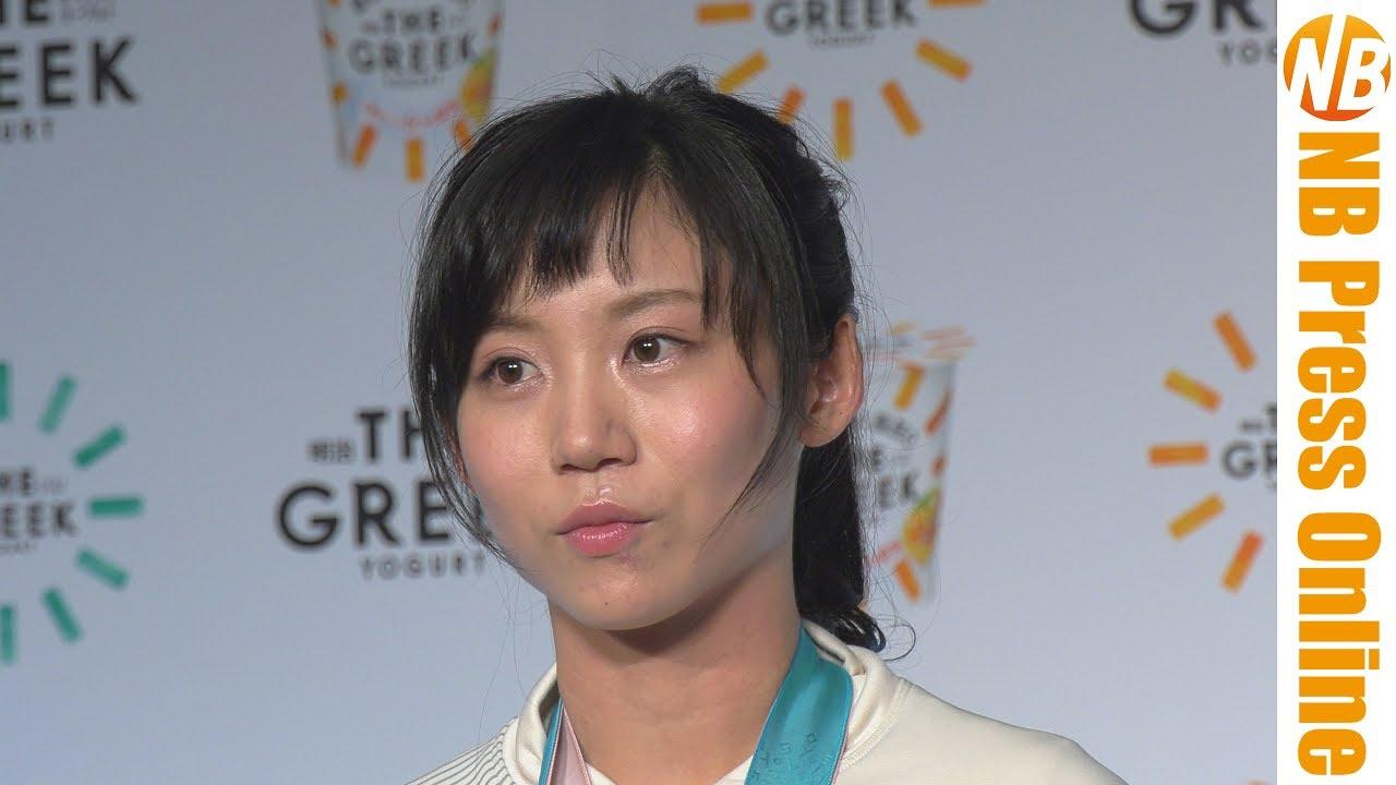 4K]スピードスケート高木美帆選手、菊池彩花選手引退について語る ...