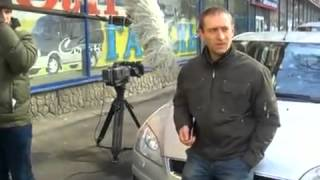 Съёмки сериала Карпов