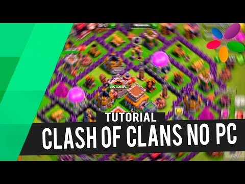 How to Play Clash Of Clans On PC | TecnoVini