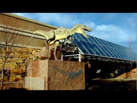 Royal Tyrrell Museum of Palaentology / Why?-Enigma