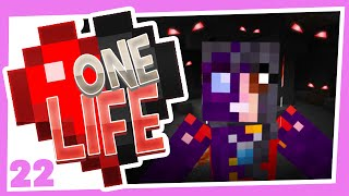 Minecraft UHC Survival! ONE LIFE - The Stronghold