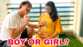 Guess the Gender! Boy or Girl ? |Drew & Melo Vlogs|