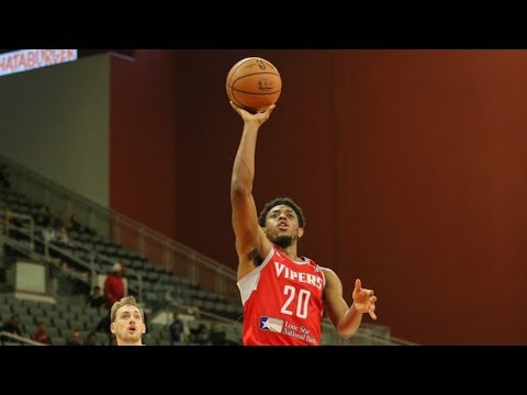 Rockets Assignee Brandon Knight Notches 16 PTS & 5 AST In NBA G League Debut With Vipers