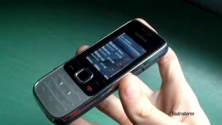 Nokia 2730 retro review (old ringtones, wallpaper & games [snake])
