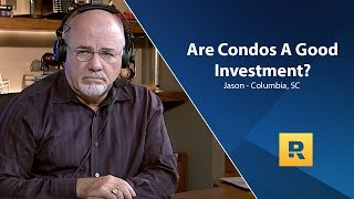Are Condos A Good Investment?