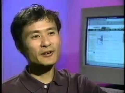 Jeff Bezos ted talk, TV com Interview 1998 Stephen Meade Jeff Bezos 2