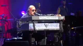 """Ordinary Pain"" Stevie Wonder@Wells Fargo Center Philadelphia 11/16/14"