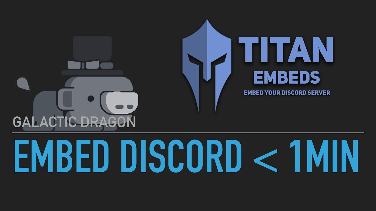 how to embed links in discord