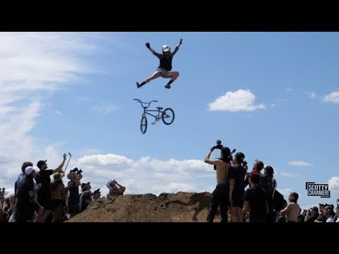 Craziest BMX Event of The Year SWAMPFEST 2019!