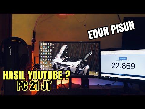 BELI PC 21 JT DARI HASIL YOUTUBE DAN JUALAN | ALHAMDULILLAH | KAMU HARUS COBA 😁 !