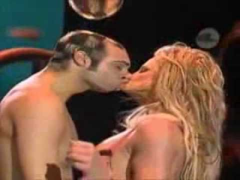 Britney spears the hook up live