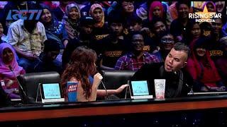 Heboh! Ayu Ting Ting Minta Anak Dari Ahmad Dhani - Rising Star Indonesia Best Of 6 Eps 22