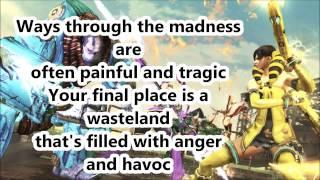 Anarchy Reigns: Find You lyrics