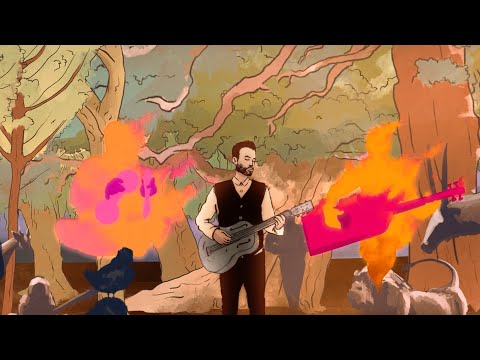 Piers Faccini - All Aboard ft. Ben Harper & Abdelkebir Merchane (Official video)