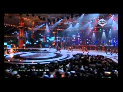 Oriental Circus Indonesia &  trans 8isa op3ning