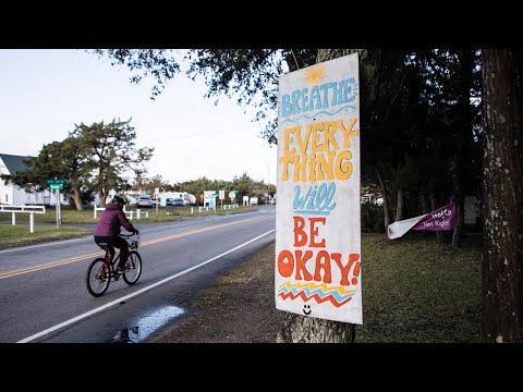 Ocracokers 'carry On' Despite Hardship After Dorian