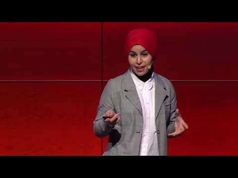 Ti sVelo un'altra donna   Hind Lafram   TEDxCittàdiSanMarino