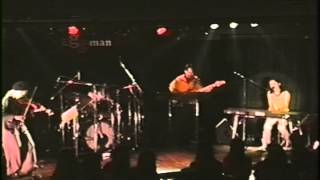1996.3.14 渋谷エッグマンで行った吉川みき初のソロライブ。