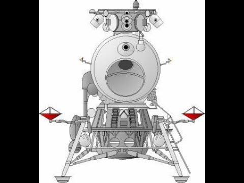 Buzz Aldrin's Space Program manager - LK Lander |