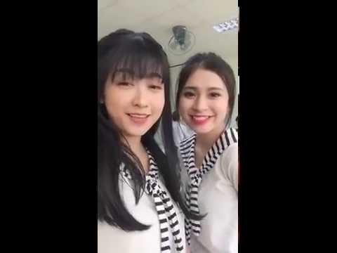 Hot girl 9X Nguyễn Kim Chi cực xinh
