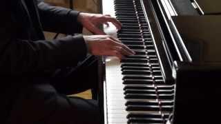 Chopin Prelude Op  28 No  4 E minor - Largo - James Bacon