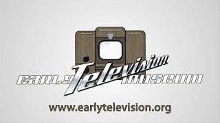 Early Television Convention 2019 Presentations - Part 1 of 2