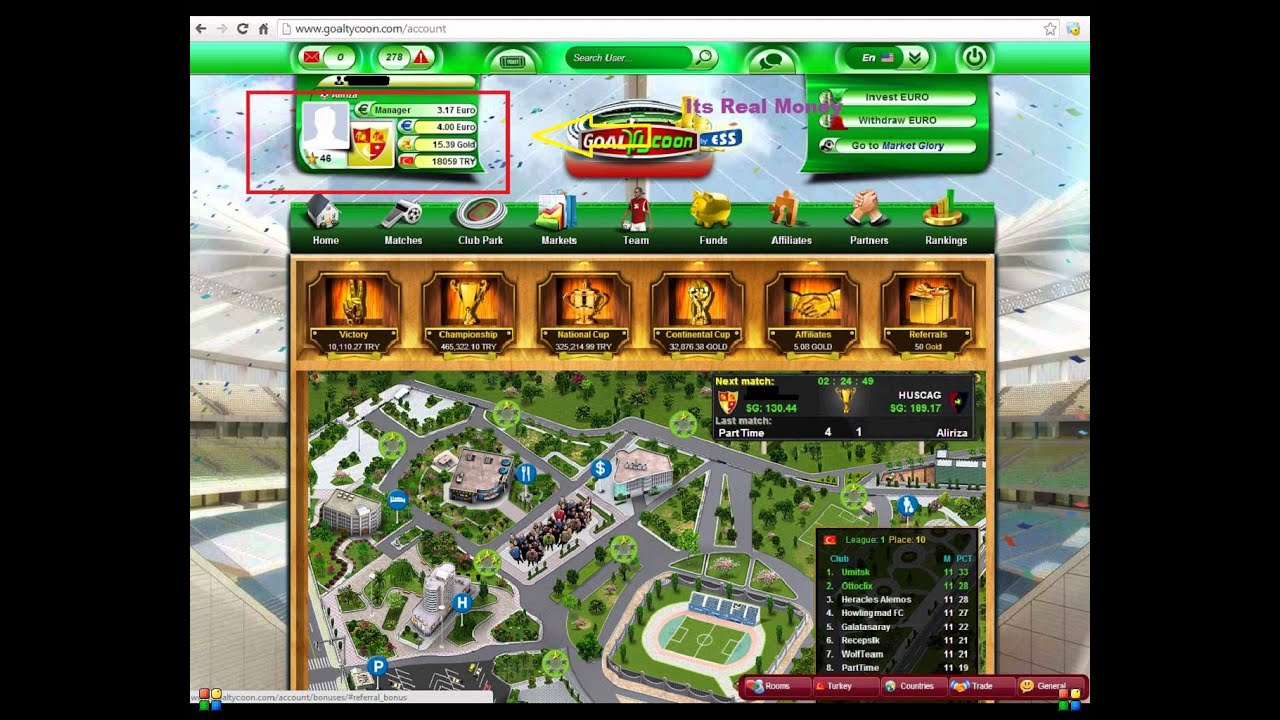 Play Games Online And Win Real Money