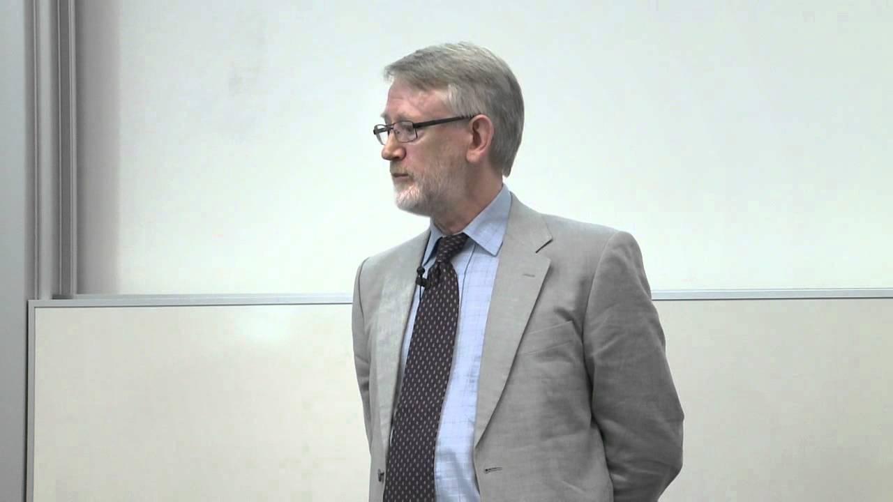 Prof. Tony Lynch - The Importance of Listening to International Students