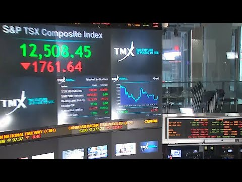 Toronto Stock Exchange Sees Worst Trading Day Since 1940 Amid COVID-19 Fallout