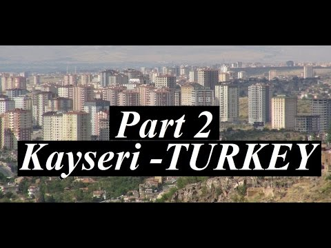 Turkey-Kayseri City Center (Central Anatolia) Part 75