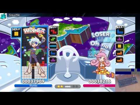 Puzzle League w/ Wumbo! Rank #1 Worldwide 21659➜21829 (PC)