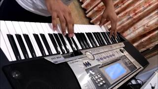 Tere Sang Yaara I Rustom I Instrumental I Keyboard Cover