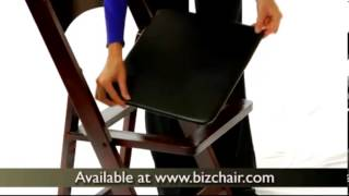 Wooden Folding Chairs Introduction.avi