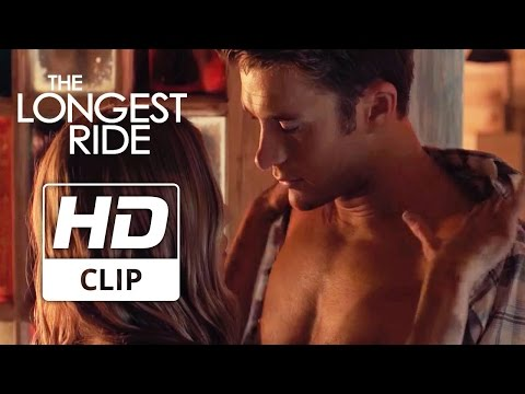 The Longest Ride | 'Scene Stealer with Scott Eastwood' | Official HD Featurette 2015