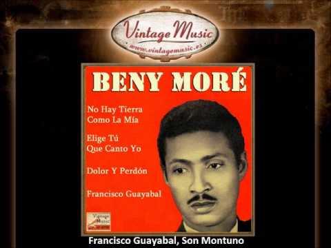 Beny Moré -- Francisco Guayabal, Son Montuno (VintageMusic.es)