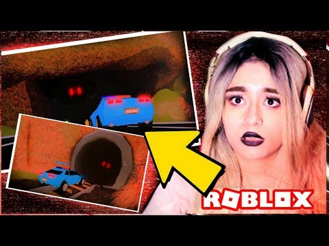 SCARY RED EYES SEEN IN JAILBREAK | Scary TRUE Stories in Roblox