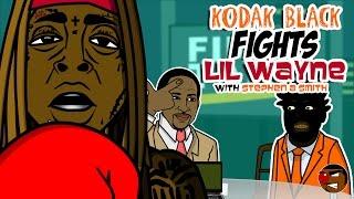 Kodak Black fights Lil Wayne 😂 (We Are Young Money 13)