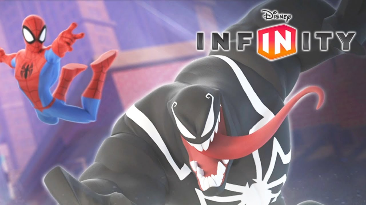 spiderman super h ros marvel jeux vid o de dessin anim en fran ais disney infinity 3 0 youtube