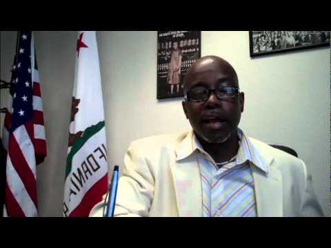 Councilmember Steven Neal Speaks To Long Beach's District 9