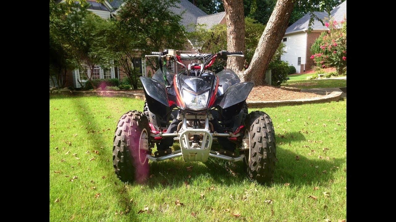 How To Lower And Widen An Atv For 10