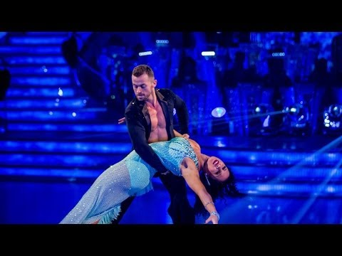 Natalie Gumede & Artem dance the Rumba to 'Love The Way You Lie'  Strictly Come Dancing  BBC