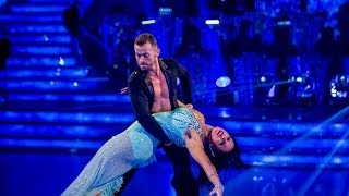 Natalie Gumede & Artem dance the Rumba to 'Love The Way You Lie' - Strictly Come Dancing - BBC