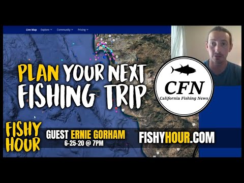 Southern California Fishing Report With Ernie Gorham Of CFN On FISHY HOUR W Roman (6/11/20)