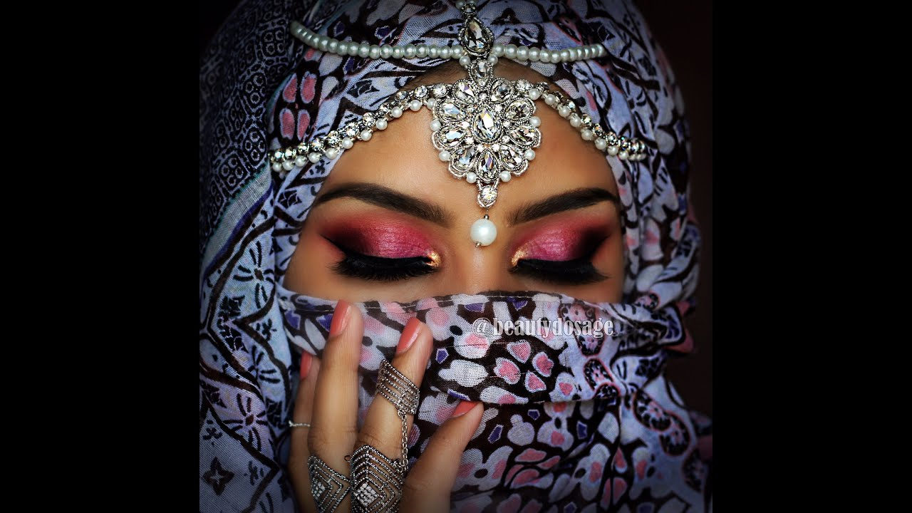 19b59cb4813 Colorful Eye makeup featuring Vegas Nay x Eylure Grand glamor lashes |  Beauty Dosage