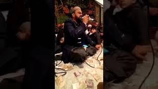 Raja Aftab Aslam. Rawalpindi I Zahir Mein Toe Sarkar Ke Nalain Pharay Hein