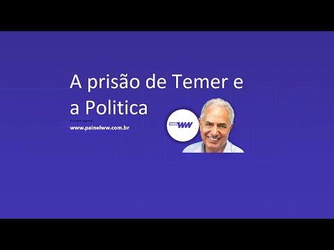 A prisão de Temer e a Politica - William Waack comenta thumbnail