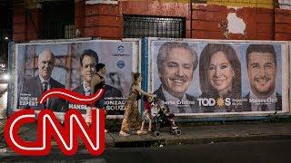 Debate presidencial en Argentina: ¿Quién tiene más que perder?
