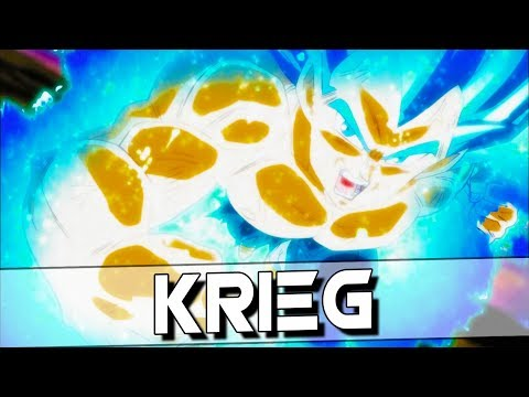 DRAGONBALL SUPER SONG | Krieg | by OP-Future [prod. by Fifty Vinc & Dennismusic]